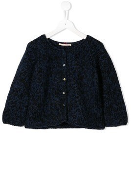 Pero Kids knitted cardigan - Blue