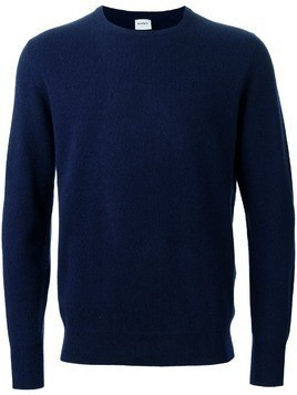 Aspesi crew neck sweater - Blue