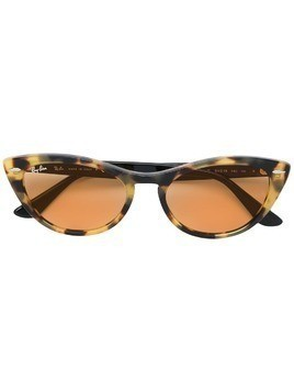 Ray-Ban cat eye sunglasses - Brown