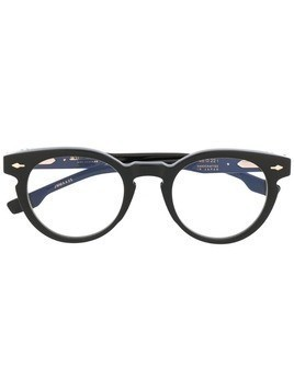 Jacques Marie Mage Arp Midnight glasses - Black