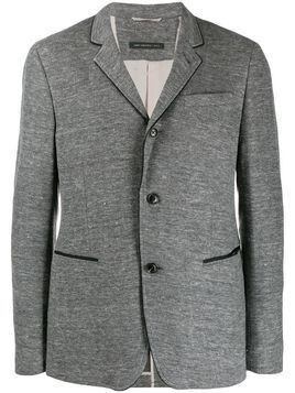 John Varvatos single breasted blazer - Grey