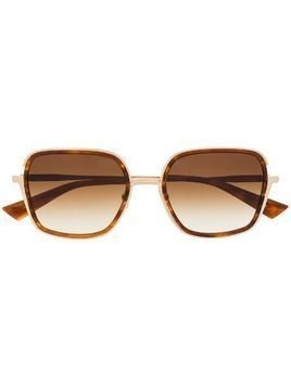 Christian Roth CR-101 oversized sunglasses - Brown