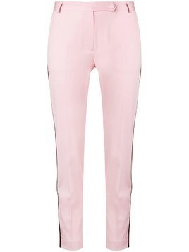 Styland slim-fit trousers - Pink