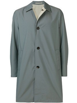 Kired single-breasted coat - Grey