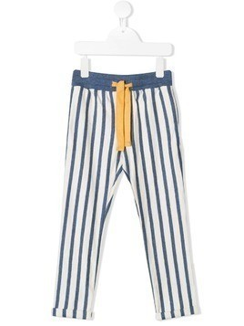 Emile Et Ida striped trousers - Blue