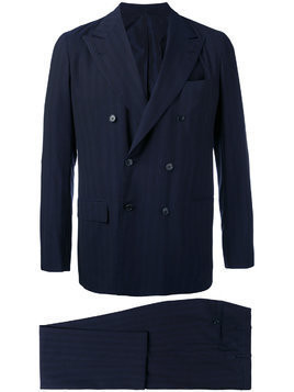 Kiton two piece suit - Blue