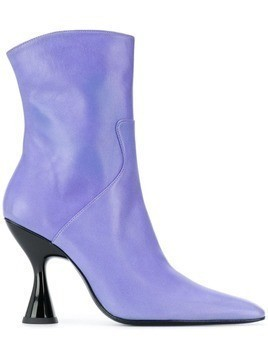 Dorateymur Stainless ankle boots - Purple