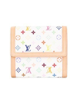 Louis Vuitton Vintage monogram wallet - White
