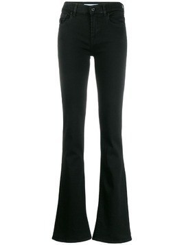 7 For All Mankind flared jeans - Black