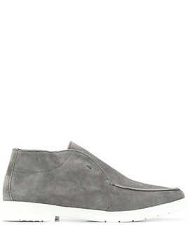 Andrea Ventura slip-on loafers - Grey