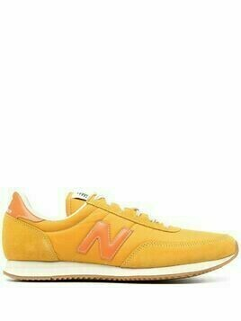 New Balance 720 logo low-top sneakers - Yellow