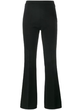 Giambattista Valli high waisted flared trousers - Black
