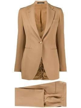 Tagliatore tailored two-piece suit - Neutrals