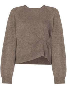 Remain Benny wool sweater - Grey