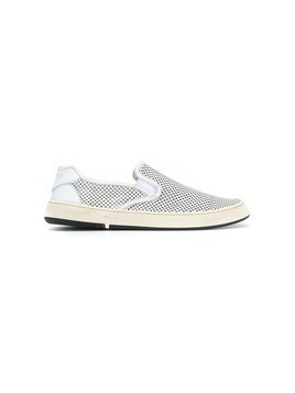 Osklen leather sneakers - White