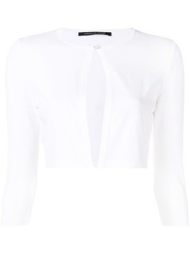 Antonino Valenti cropped cardigan - White