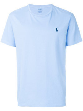 Polo Ralph Lauren embroidered logo T-shirt - Blue