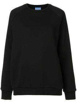 Macgraw Falling Heart sweatshirt - Black