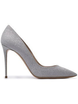 Casadei Glitter pumps - Grey
