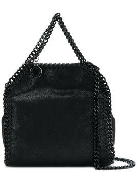 Stella McCartney - mini Falabella tote - Damen - Artificial Leather - One Size - Black