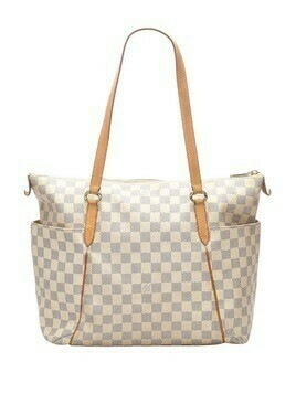 Louis Vuitton 2012 pre-owned Totally MM tote bag - White