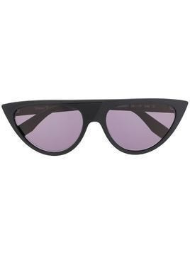 Vivienne Westwood cat eye sunglasses - Black