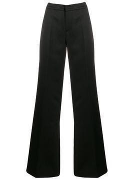 Semicouture wide leg trousers - Black