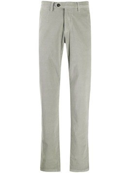 Canali cotton corduroy trousers - Grey