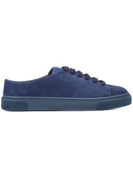 Louis Leeman lace-up sneakers - Blue