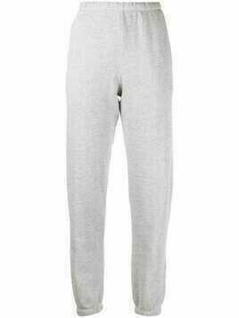 RE/DONE straight-leg track pants - Grey