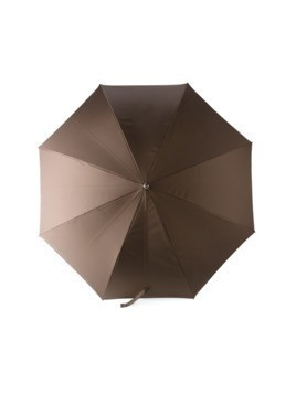 Etro contrasted handle umbrella - Green