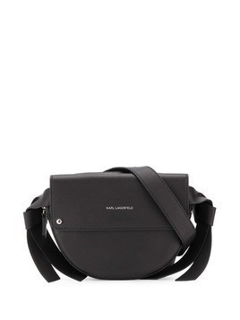 Karl Lagerfeld K/Ikon Belt Bag - Black