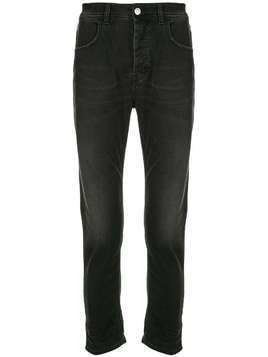 Haikure slim fit jeans - Black