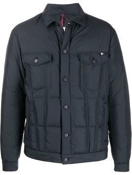Moncler Dubas padded jacket - Blue