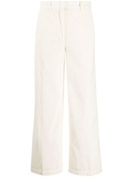 Aspesi tailored trousers - White