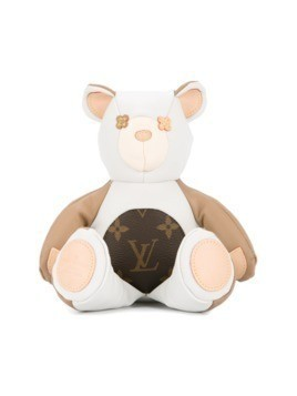 Louis Vuitton Vintage DouDou Teddy Bear - White