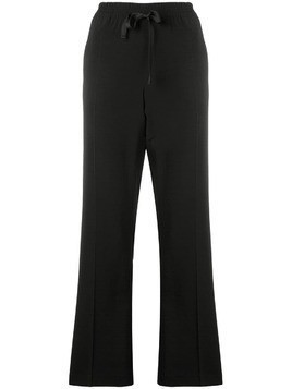 Zadig&Voltaire side striped trousers - Black