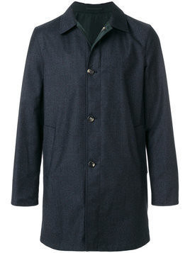 Kired reversible raincoat - Blue