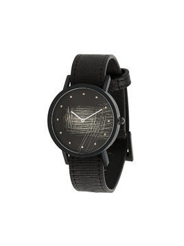 South Lane Avant Surface watch - Black