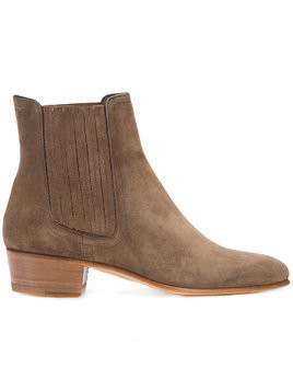 Louis Leeman ankle boots - Brown