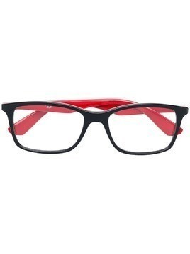 Ray-Ban square shaped glasses - Black