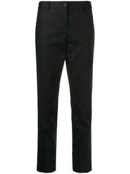 Michael Michael Kors Miranda slim-fit trousers - Black