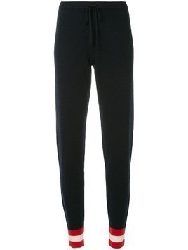 Madeleine Thompson Janus track pants - Blue