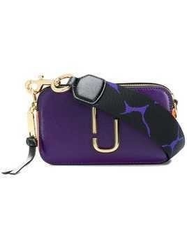 Marc Jacobs cross body bag - Pink & Purple