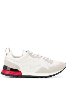Mulberry MY-1 lace-up sneakers - White