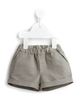 Douuod Kids 'Concerto' shorts - Green