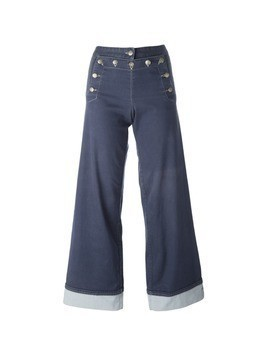 Jean Paul Gaultier Vintage sailor jeans - Blue