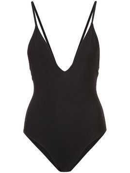 Morgan Lane Ashton one-piece swimsuit - Black