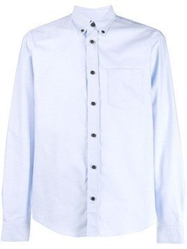 Acne Studios classic tailored shirt - Blue