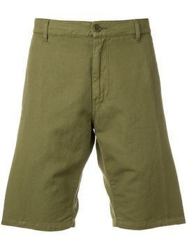 Aspesi straight-leg shorts - Green